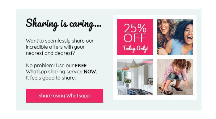 Whatsapp Sharing